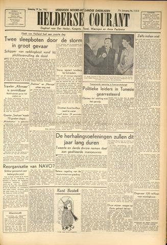 Heldersche Courant 1952-01-19