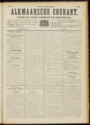 Alkmaarsche Courant 1909-06-02
