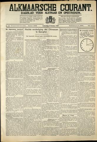 Alkmaarsche Courant 1937-10-02
