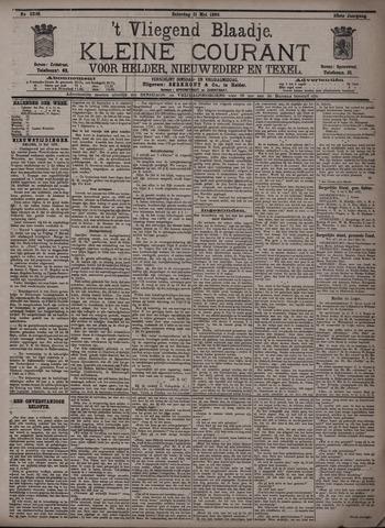 Vliegend blaadje : nieuws- en advertentiebode voor Den Helder 1895-05-11