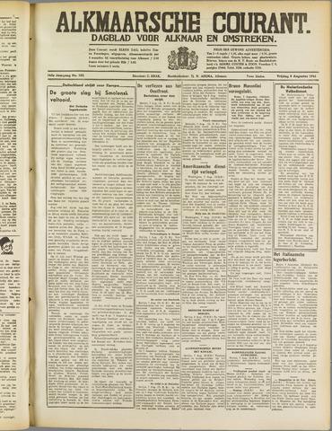 Alkmaarsche Courant 1941-08-08