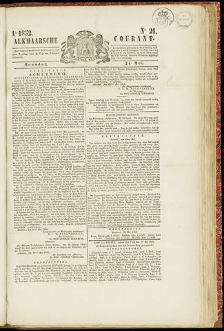 Alkmaarsche Courant 1852-05-24