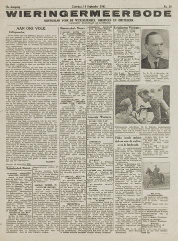 Wieringermeerbode 1943-09-18