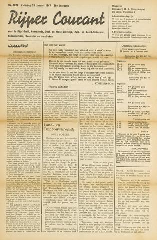 Rijper Courant 1947-01-25