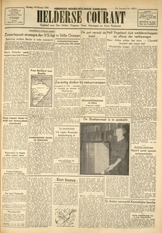 Heldersche Courant 1950-02-14