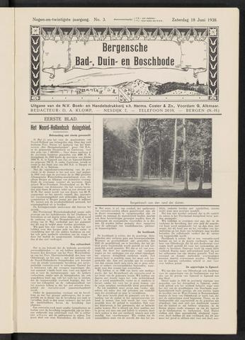 Bergensche bad-, duin- en boschbode 1938-06-18