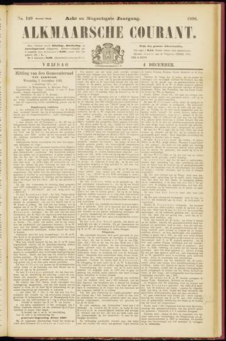 Alkmaarsche Courant 1896-12-04