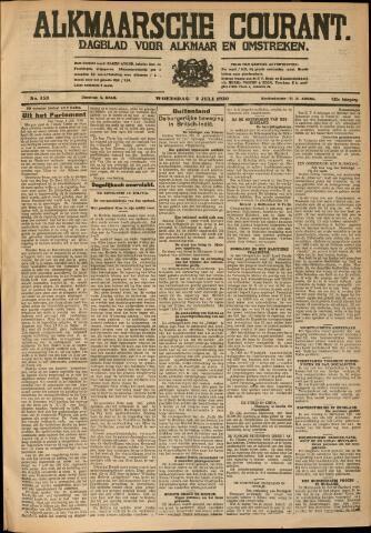 Alkmaarsche Courant 1930-07-02