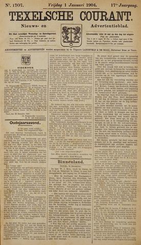 Texelsche Courant 1904
