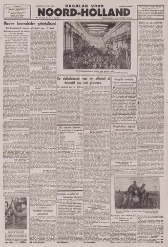 Dagblad Noord-Holland, Schager editie 1943-05-22
