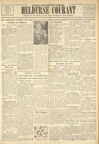 Heldersche Courant 1949-08-04