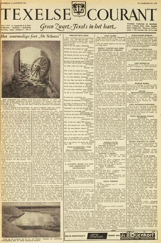 Texelsche Courant 1957-08-14