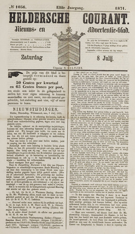 Heldersche Courant 1871-07-08