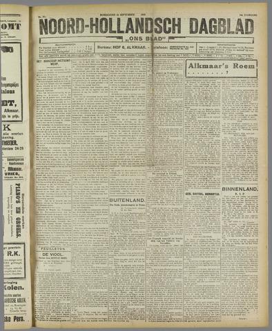 Ons Blad : katholiek nieuwsblad voor N-H 1921-09-15