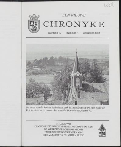Een Nieuwe Chronyke van het Schermereiland 2002-12-01