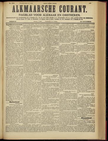 Alkmaarsche Courant 1928-11-30