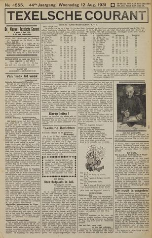 Texelsche Courant 1931-08-12