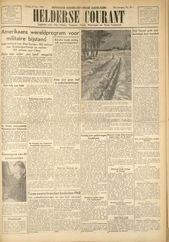 Heldersche Courant 1948-12-31