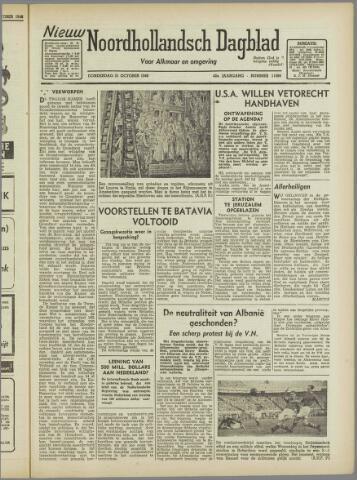 Nieuw Noordhollandsch Dagblad : voor Alkmaar en omgeving 1946-10-31
