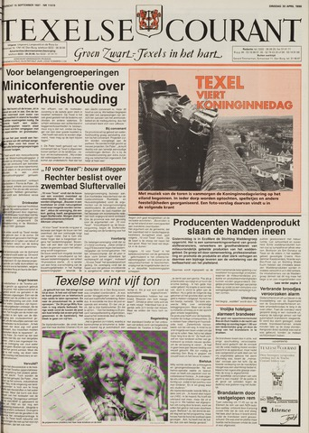 Texelsche Courant 1996-04-30