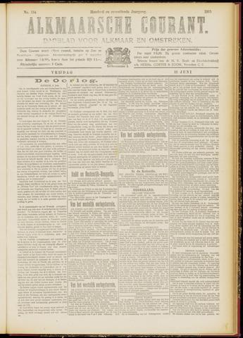 Alkmaarsche Courant 1915-06-11