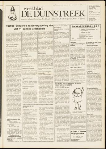 De Duinstreek 1970-11-12
