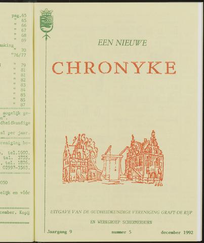 Een Nieuwe Chronyke van het Schermereiland 1992-12-01