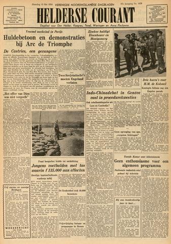 Heldersche Courant 1954-05-10