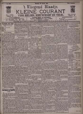 Vliegend blaadje : nieuws- en advertentiebode voor Den Helder 1897-10-23