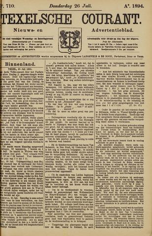 Texelsche Courant 1894-07-26