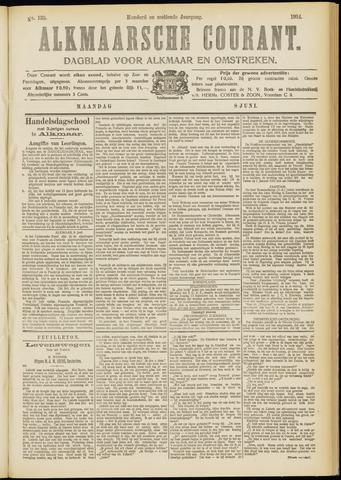 Alkmaarsche Courant 1914-06-08