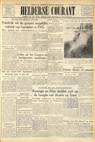 Heldersche Courant 1953-02-14