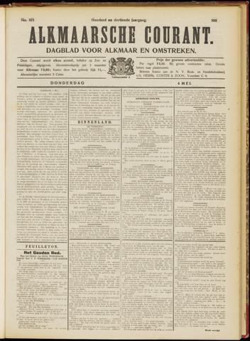 Alkmaarsche Courant 1911-05-04