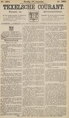 Texelsche Courant 1900-08-19