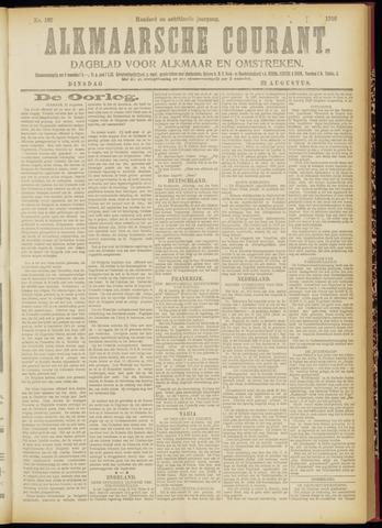 Alkmaarsche Courant 1916-08-22