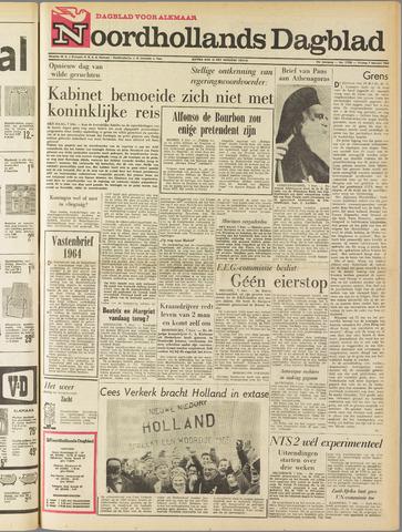 Noordhollands Dagblad : dagblad voor Alkmaar en omgeving 1964-02-07