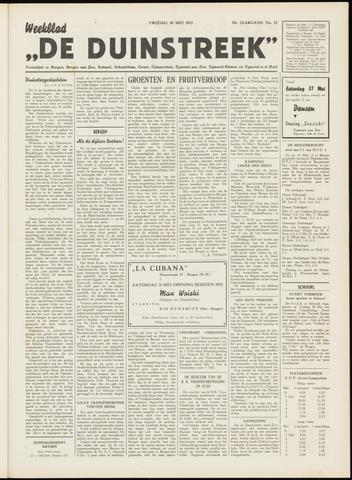 De Duinstreek 1952-05-30