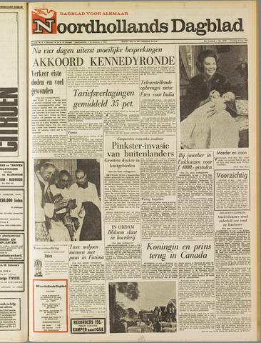 Noordhollands Dagblad : dagblad voor Alkmaar en omgeving 1967-05-16