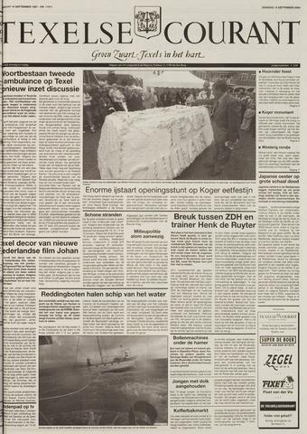 Texelsche Courant 2004-09-14