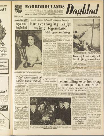 Noordhollands Dagblad : dagblad voor Alkmaar en omgeving 1960-03-30
