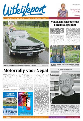 Uitkijkpost : nieuwsblad voor Heiloo e.o. 2015-08-05
