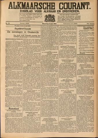 Alkmaarsche Courant 1934-06-11