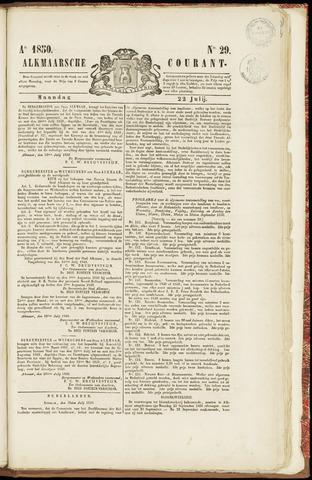 Alkmaarsche Courant 1850-07-22