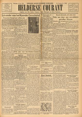 Heldersche Courant 1949-01-19
