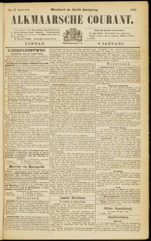 Alkmaarsche Courant 1901-01-06