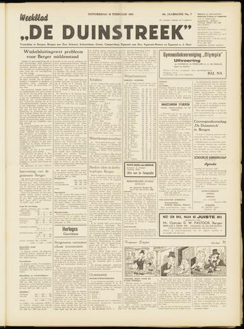 De Duinstreek 1965-02-18