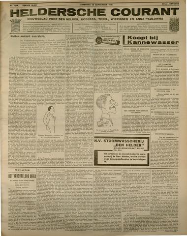 Heldersche Courant 1931-09-12
