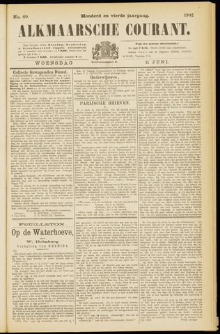 Alkmaarsche Courant 1902-06-11