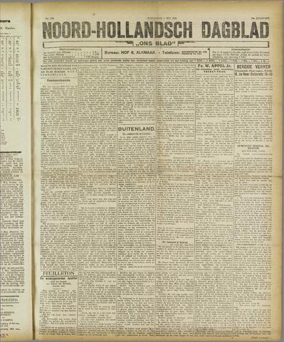 Ons Blad : katholiek nieuwsblad voor N-H 1921-05-04