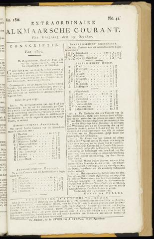 Alkmaarsche Courant 1811-10-15